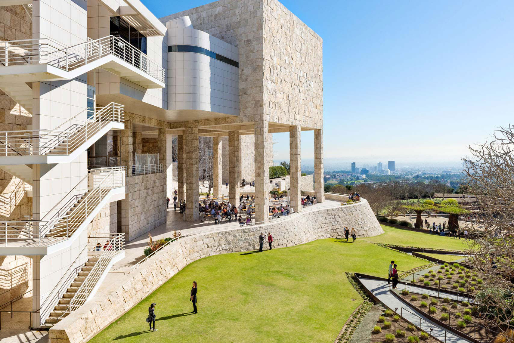 Getty Center  #GettyInspired